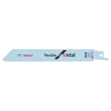 Bosch Prof reciprozaagblad S 922 EF metaal 2st