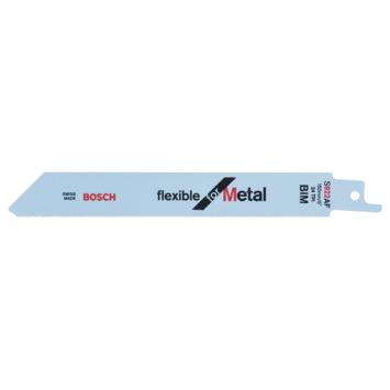 Bosch Prof Reciprozaagblad metaal S 922 AF
