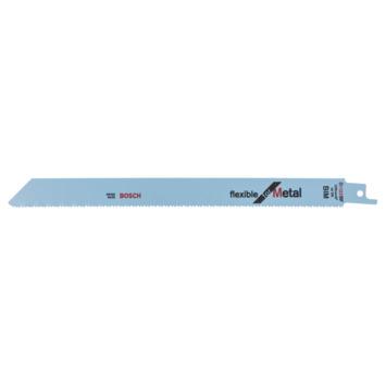 Bosch Prof reciprozaagblad S1122 BF metaal 2st