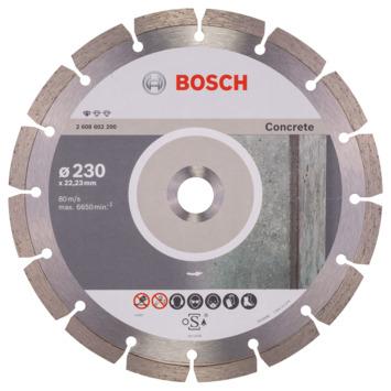 Bosch Prof diamantdoorslijpschijf beton 230x22,23x2,3x10mm 1st