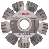Bosch Prof Diamantzaagblad 115mm beton