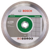 Bosch Prof Diamantzaagblad 230mm keramiek