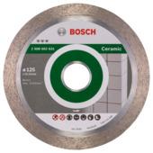 Bosch Prof Diamantzaagblad 125mm keramiek