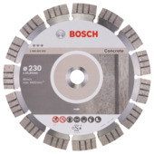 Bosch Prof Diamantzaagblad 230mm beton