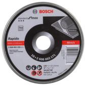 Bosch Prof Doorslijpschijf 125mm 1mm 10-dlg