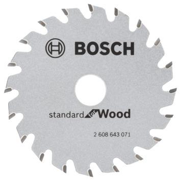 Bosch Prof cirkelzaagblad voor hout ø85