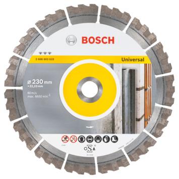 Bosch Prof Diamantzaagblad 230mm metaal