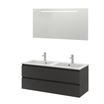 GAMMA   Bruynzeel Cadiza badmeubelset spiegel 120 grafiet kopen ...