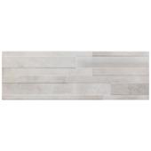 Wandtegel Decor Dust Bianco Muretto 20x60 cm 10 stuks