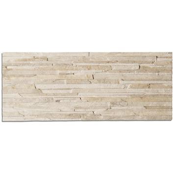 Wandtegel Pave Wall Bianco 16,5x41,6 cm