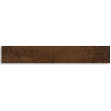 Wandtegel Corton Bronce 10x60 cm