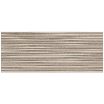 Wandtegel Decor Scala Taupe 20x50 cm