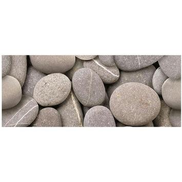 Wandtegel Decor Tiber Sand 20x50 cm