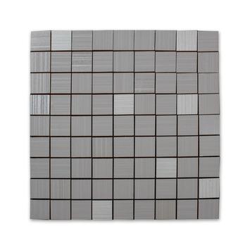 Mozaïektegel Fusion Marengo 31,6x31,6 cm