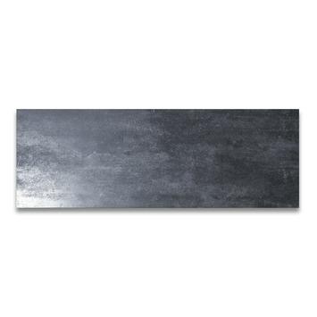 Wandtegel Unika Grafiet 20x60 cm 1,08 m²