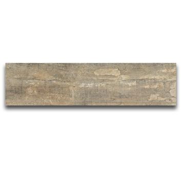 Vloertegel Vintage hout 15x60 cm 1,26 m²