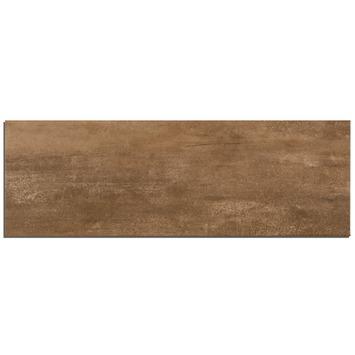 Wandtegel Unika Marron 20x60 cm 1,08 m²