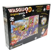 Puzzel Wasgij voetbalkoorts