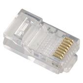 Q-Link UTP connector 8P RJ45 12stuks