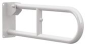 SecuCare Toiletbeugel Opklapbaar Wit 70 cm