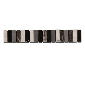 Voorkeur GAMMA | Wandtegelstrip Bach 31x4,7 cm kopen? | badkamertegels OC53