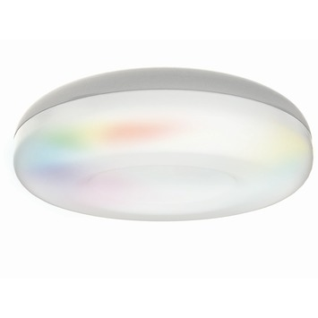 iDual plafondlamp DAPHNIS IP44 aluminium