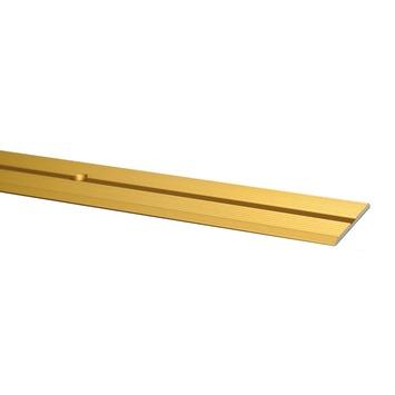 Finifix overgangsprofiel schroef goud 93 cm