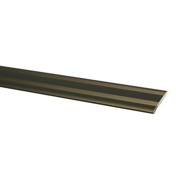 Finifix overgangsprofiel zelfklevend brons 38 mm 93 cm