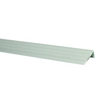 Finifix L-profiel zelfklevend aluminium 116 cm