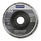 GAMMA lamellenschijf   115mm k40