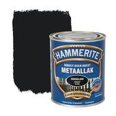 Hammerite metaallak zwart hoogglans 750 ml