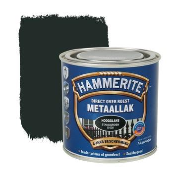 Hammerite metaallak standgroen hoogglans 250 ml