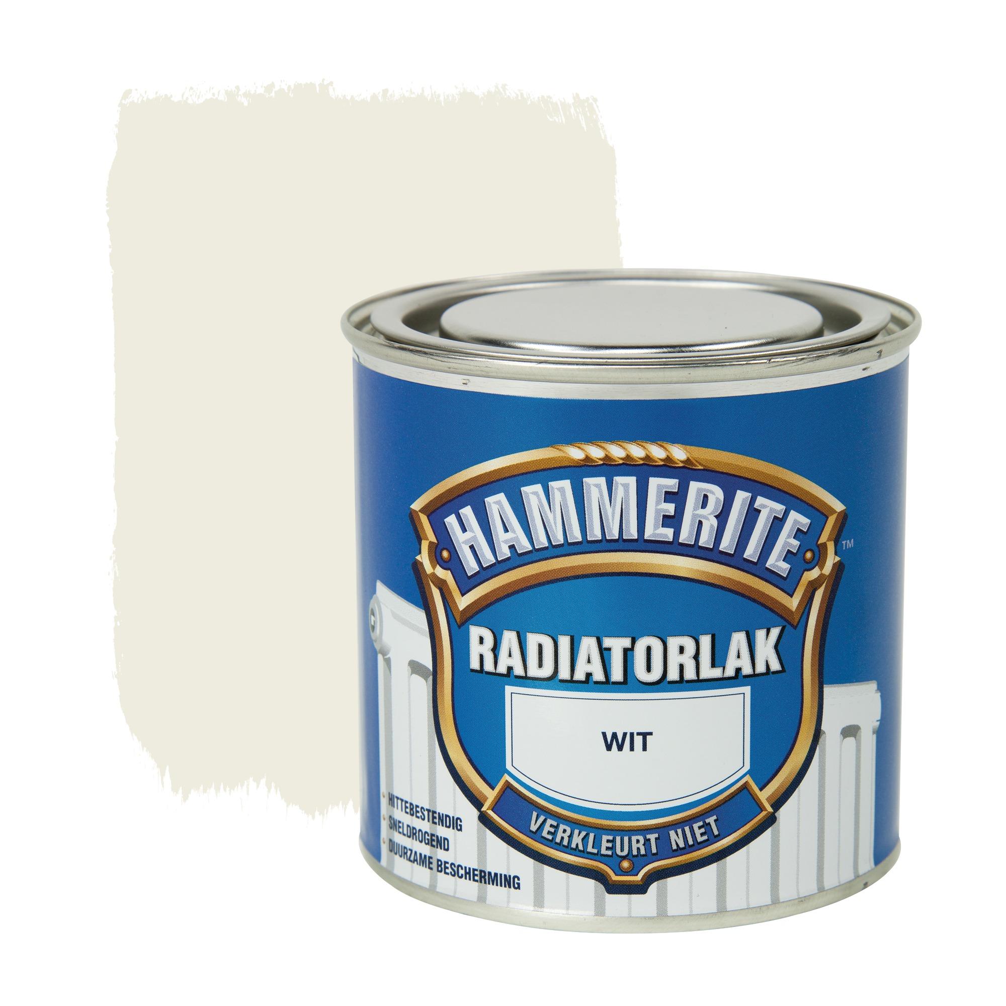 Hammerite radiatorlak wit hoogglans 250 ml   Radiatorlak ...