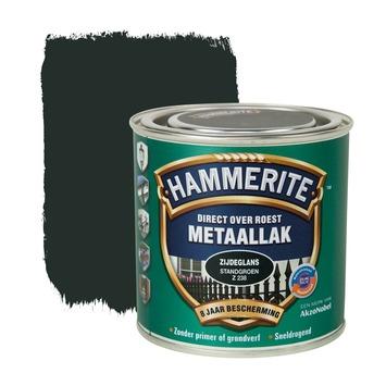 Hammerite metaallak standgroen zijdeglans 250 ml