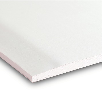 Gyproc wandplaat 260x60x1,25 cm