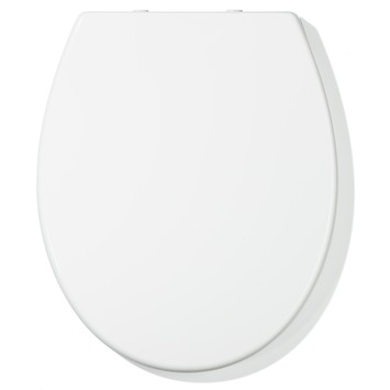 WC bril Riga Wit Kunststof met Softclose