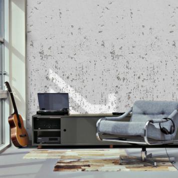 Fotobehang Berlin dessin beton 101873