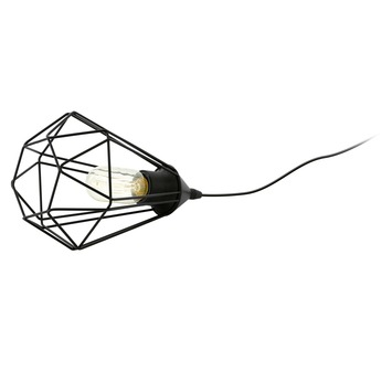 Tafellamp Tarbes E27 zwart