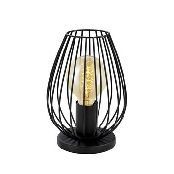 EGLO Newtown tafellamp zwart