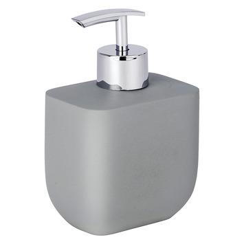 Wenko zeepdispenser Concrete grijs