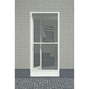 Bruynzeel hordeur 800 serie wit 100x235 cm