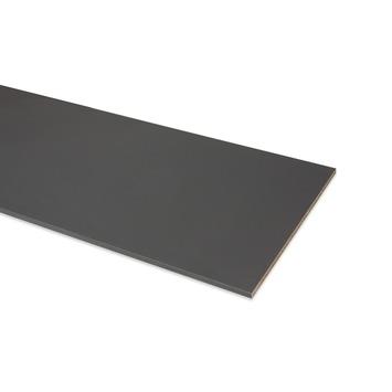 Meubelpaneel ABS 2-zijdig antraciet 240x60 cm 18 mm