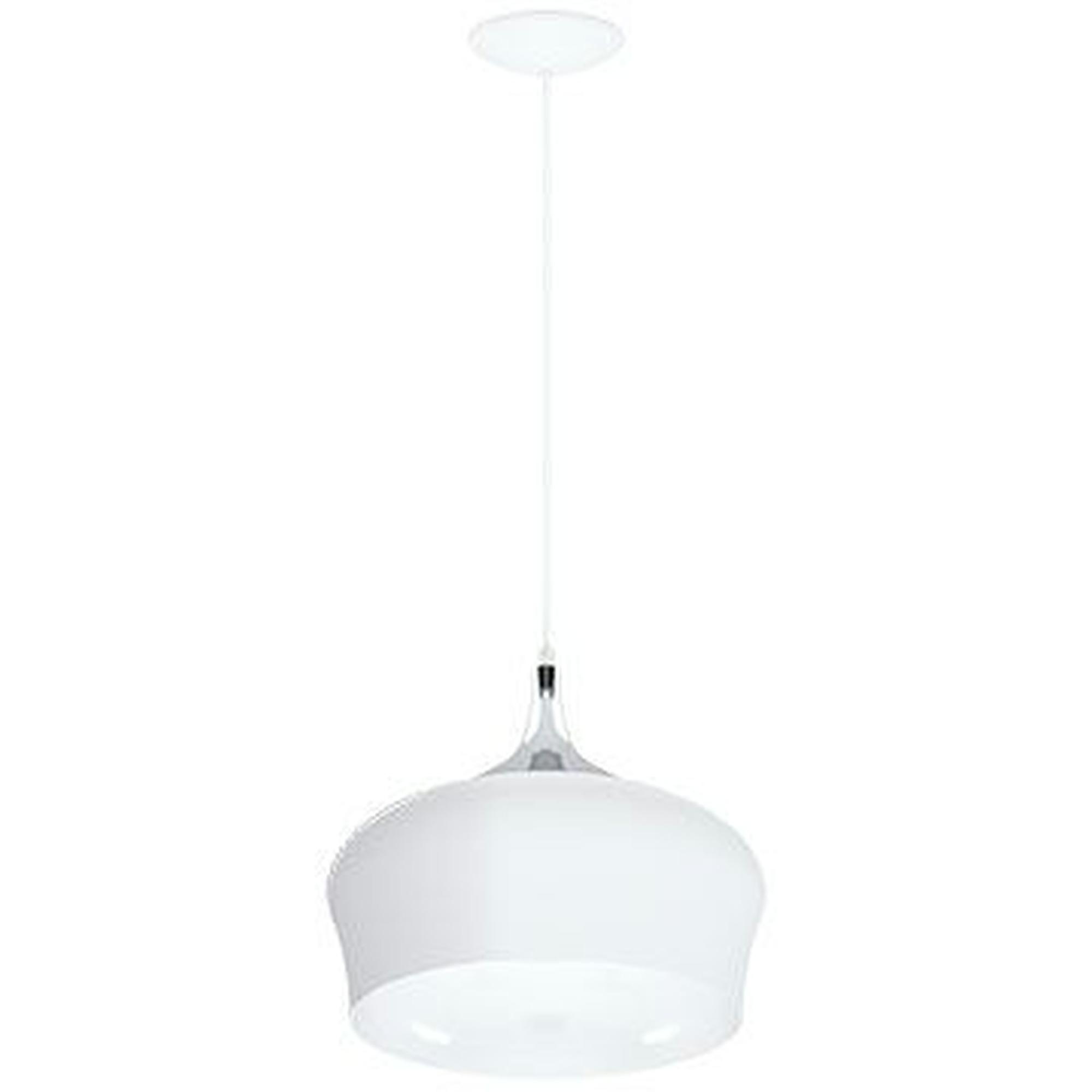 Hanglamp Obregnon E27 wit