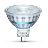 Philips classic LEDlamp GU5.3 20 watt warm wit