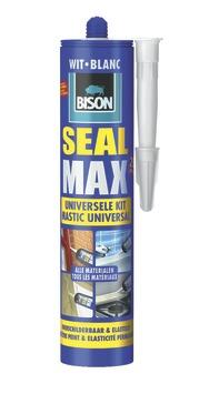 Bison Seal Max Afdichtingskit Wit koker 280 ml
