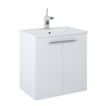 GAMMA | Handson badkamermeubel 60 cm wit kopen? | Badkamermeubelen
