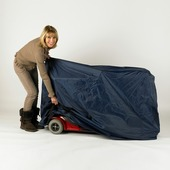 Scootmobiel beschermer Maat XL