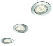 Philips LED inbouwspot Dreaminess chroom