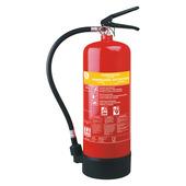 Smartwares Brandblusser SB6 6 liter Schuim Brandklasse AB Inclusief Ophangbeugel