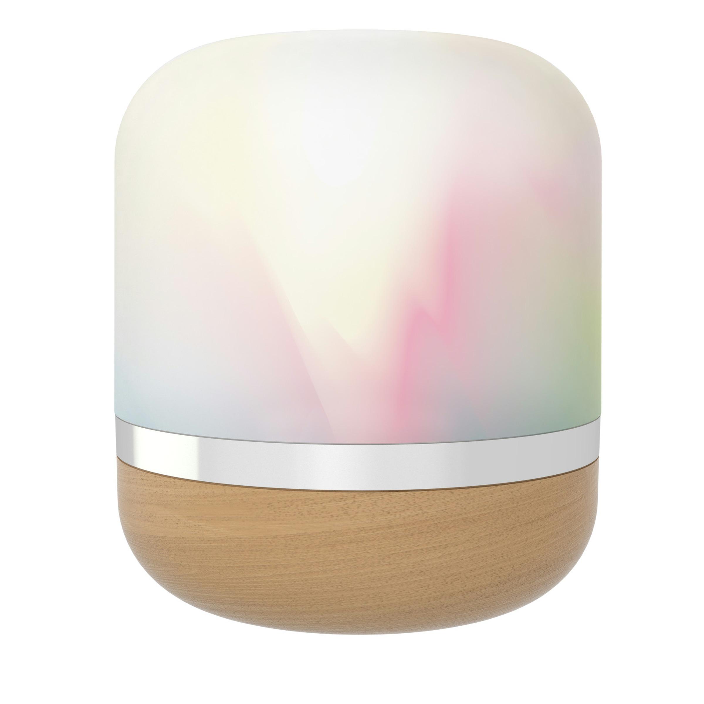 WiZ tafellamp hout 806LM